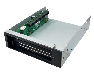 DB525-PCIED4XD01|PCIe x8 Add-on Card Docking Bay (5.25 inch ODD Form Factor)